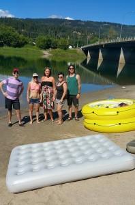 Enderby Float