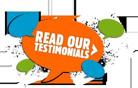 Read our tesimonials