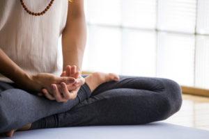Relaxing via Mindful Meditation